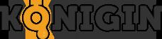 Логотип фирмы konigin