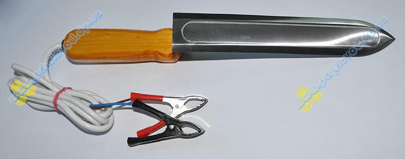 Как сделать электрические нож