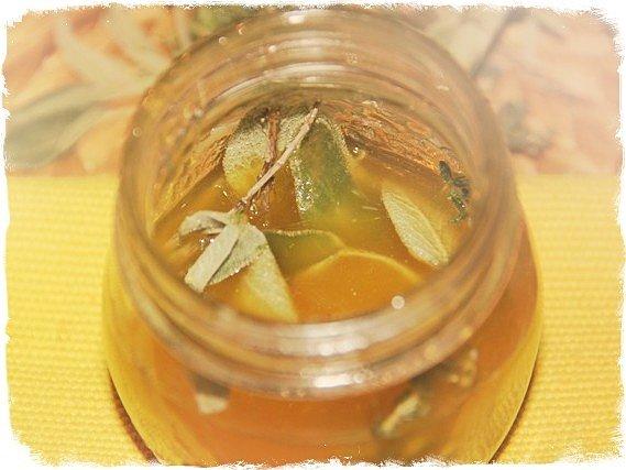 Приготовление меда с лекарственными травами