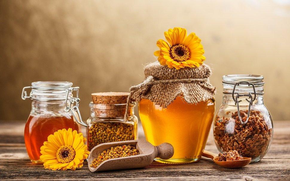 Пчелопродукты и лекарственные травы – сила лечебного воздействия